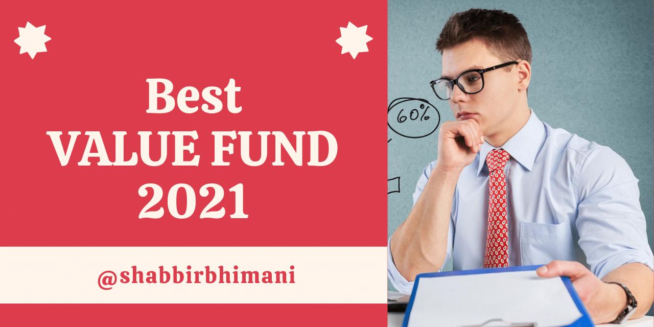Best Value Oriented Fund 2021