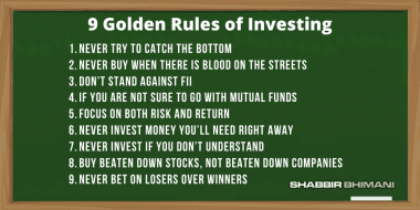 Golden Rules Investing