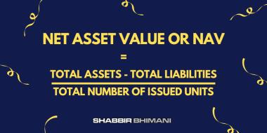Net Asset Value or NAV