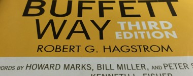The Warren Buffet Way – The Book I Read Twice in 2014 and Will Re-Read in 2015