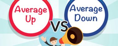 Average Up Or Average Down – When One Should Do What?