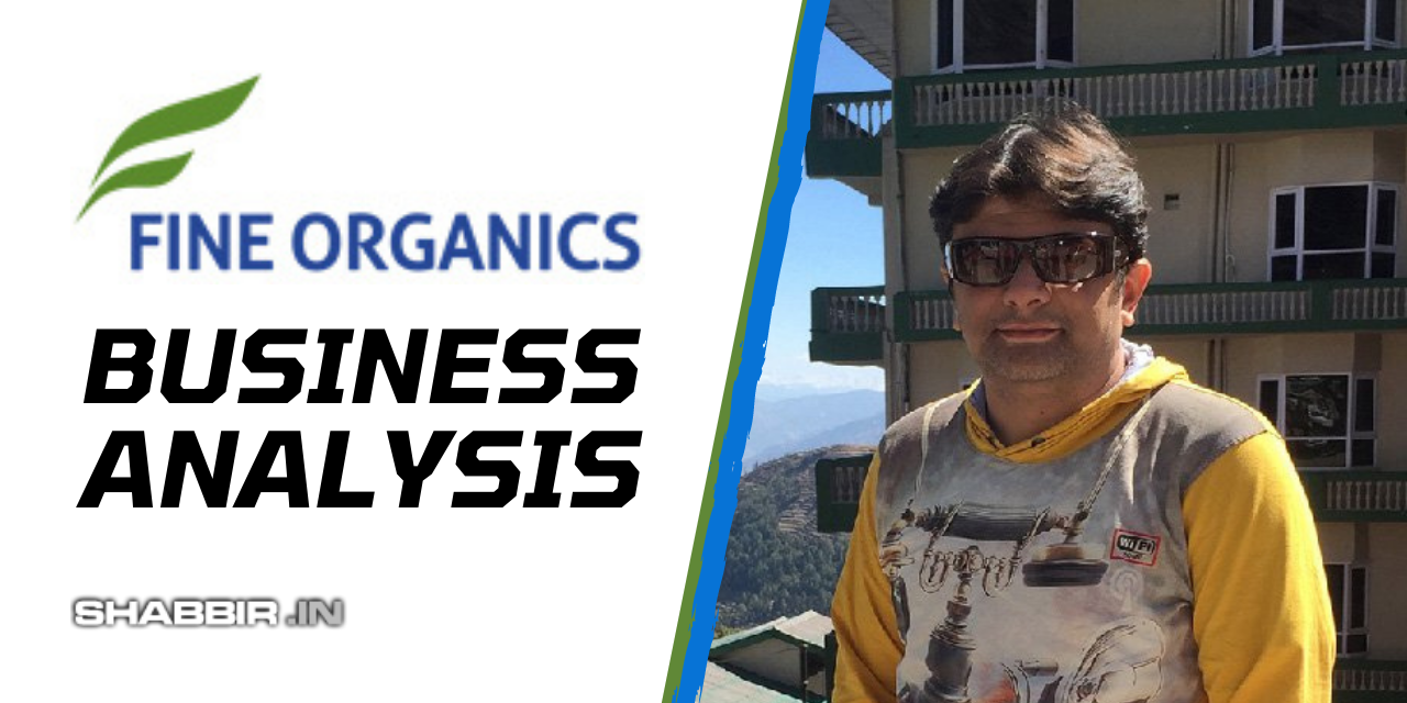 business analysis fine organics