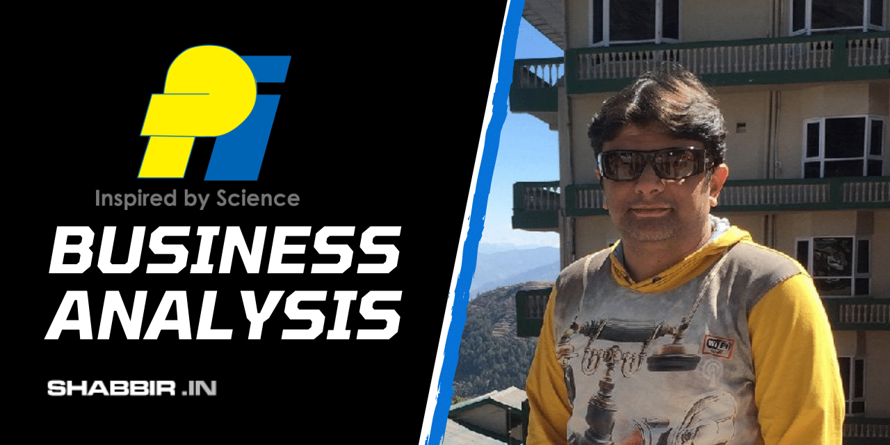 business analysis pi industries