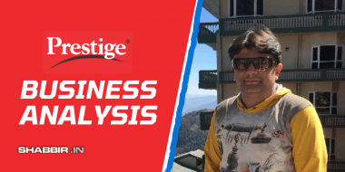 business analysis ttk prestige