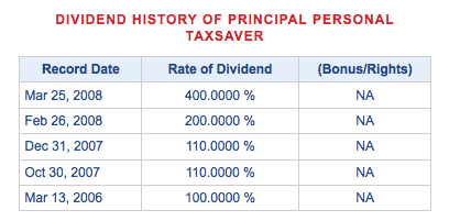 dividend-principal-personal-taxsaver