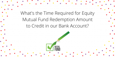 equity mutual fund redemption