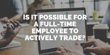 full time employee trading