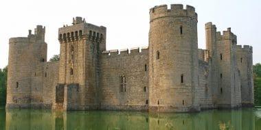 moat castle