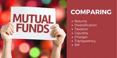 7 Real Benefits of Investing in Mutual Funds Over Real Estate or Gold?