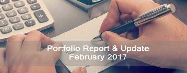 My Portfolio Update – February 2017