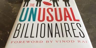 The UnUsual Billionaires – A Must Read Book For Investors & Entrepreneurs