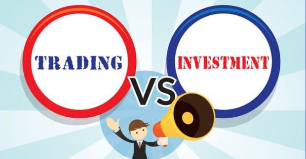 Diferencias entre trading e inversión