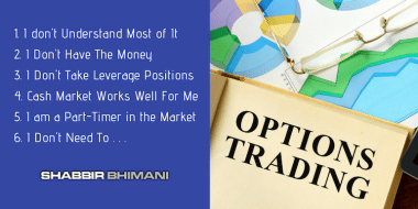 Why I Don't Trade in Futures or Options And Why I Don't Recommend It Either